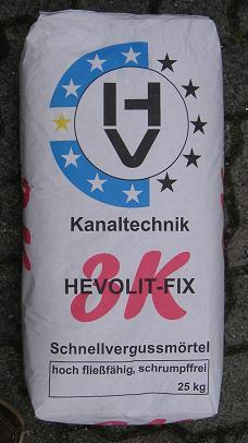 Vergussmörtel H-FIX-3K